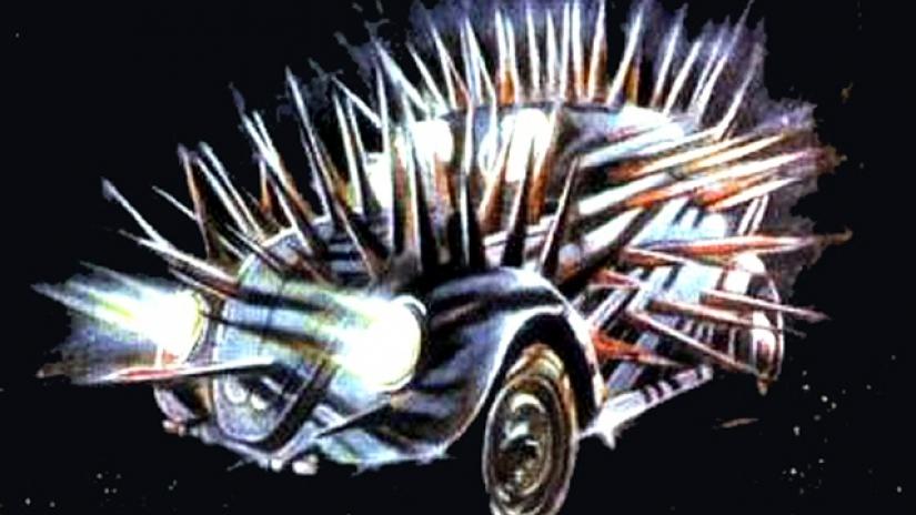 Los coches que devoraron París (1974)